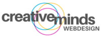 creative minds webdesign logo